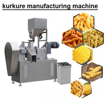 High Quality Multi-Functional Kurkure Extruder Machine With Long Life