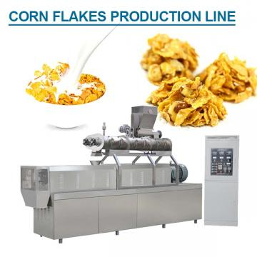 Low Price Automatic Corn Flakes Machine With Stable Performance
