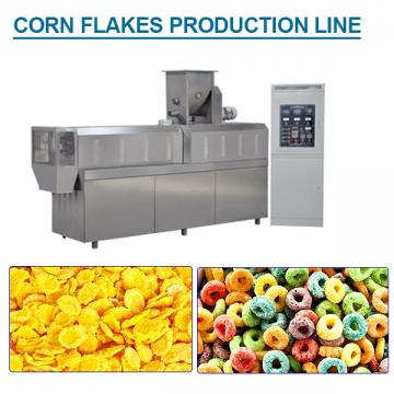 CE Compliant High Quality  Corn Flakes Processing Line For Breakfast Cereals