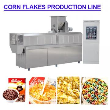 Multifunction Smart Control Corn Making Machine, Corn Flakes Making Machine