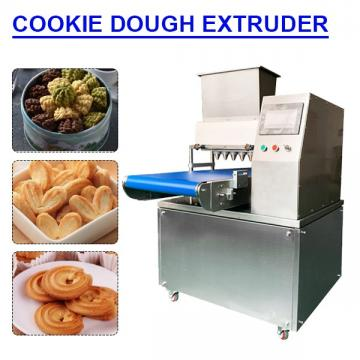 CE Compliant Easy Operation Dough Extruder Machine,Cookie Machine
