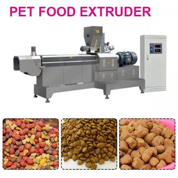 High Quality High Efficiency Pet Extrusion Machine With Durable Usage