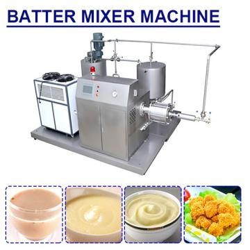 Siemens Automated Systems Batter Mixer Machine,Easy-Operation And Durable