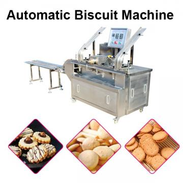 Hot Selling High Quality Cookie Making Machine With Simple Structure