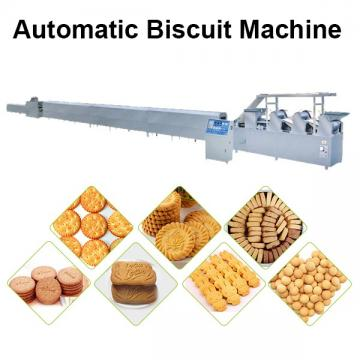 High Output Energy Saving Small Biscuit Making Machine,self-cleaning Function