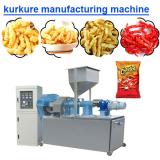 Commercial High Capacity Kurkure Production Line For Corn Curls