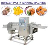 50-500Kg/h Capacity Competitive Price Commercial Hamburger Patty Maker, Burger Maker