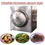 80kw High Drying Efficiency Microwave Vacuum Drying Equipment With Save Energy